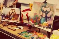 C16-畫我家鄉,油畫基礎進階班
